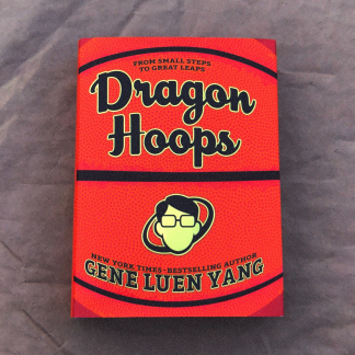 dragon hoops book mail