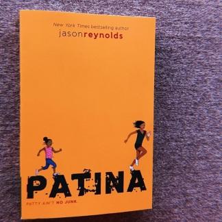 patina-bookmail