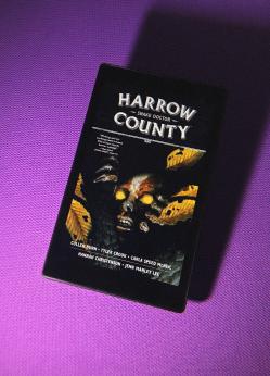 35 harrow county vol 3 snake doctor