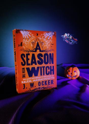 blog - a season with the witch by j.w. ocker