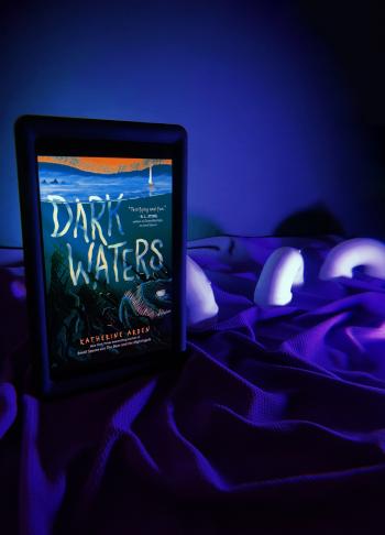 blog - dark waters by katherine arden