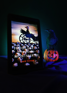 blog - judge dee and the posioner of montmartre by lavie tidhar