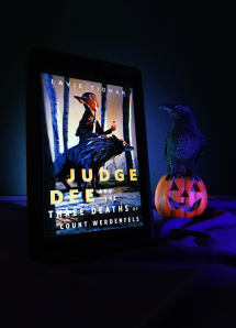 blog - judge dee and the three deaths of count werdenfels by lavie tidhar